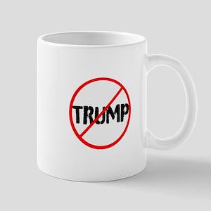 Anti Trump, no Trump Mugs
