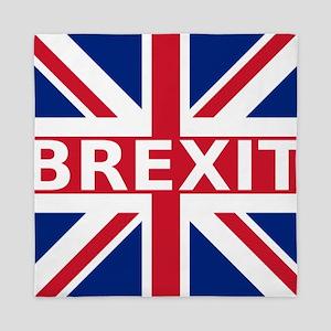 Brexit Flag Queen Duvet