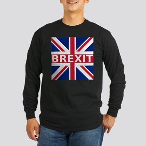 Brexit Flag Long Sleeve T-Shirt