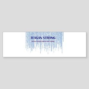 TEAGAN P Bumper Sticker