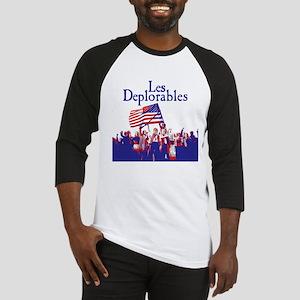 Les Deplorables Baseball Jersey