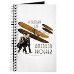 Wright Brothers American Progress Journal