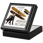 Wright Brothers American Progress Keepsake Box