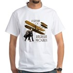 Wright Brothers American Progress White T-Shirt