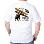Wright Brothers American Progress Golf Shirt