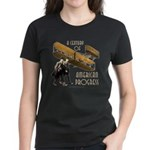 Wright Brothers American Progress Women's Dark T-S