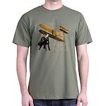 Wright Brothers American Progress Dark T-Shirt