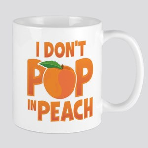 Jane The Virign: Peach Mug