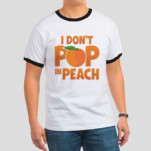Jane The Virign: Peach Ringer T