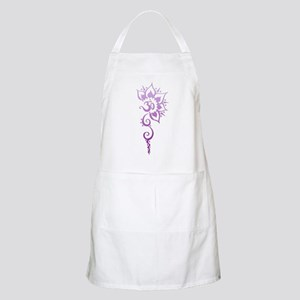 Rising Om - Purple Fade Apron