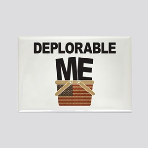 Deplorable Me Rectangle Magnet