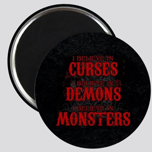 I Believe in Curses Magnet