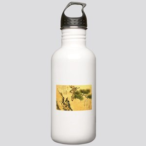 Woodpecker and Grossbe Stainless Water Bottle 1.0L
