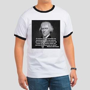 Thomas Jefferson Ringer T