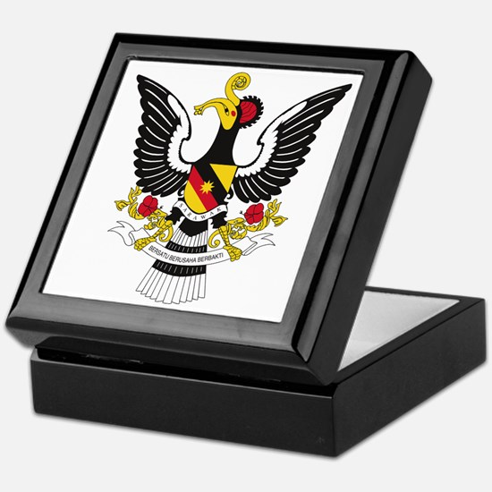 Unique Malaysia Keepsake Box