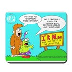 Irn Deeper Meaning Mousepad