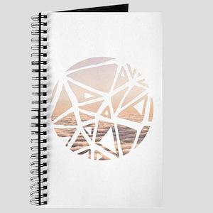 Geometric dreamy sky Journal