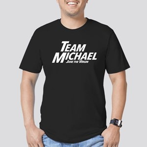 Jane The Virgin: Team Men's Fitted T-Shirt (dark)