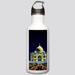 Taj Mahal, Agra, India Stainless Water Bottle 1.0L