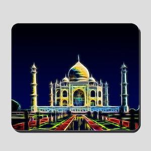 Taj Mahal, Agra, India Mousepad