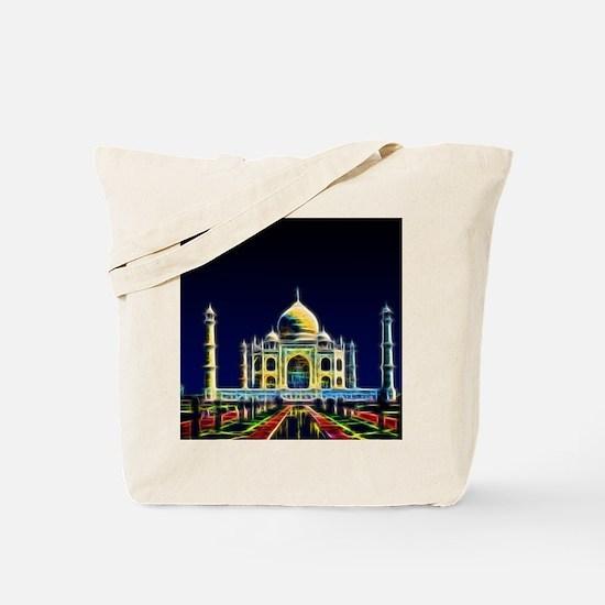 Taj Mahal, Agra, India Tote Bag