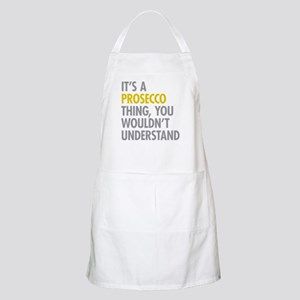 Prosecco Thing Apron