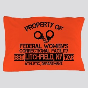 OITNB Federal Womens Pillow Case