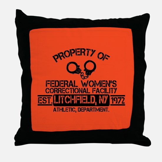 Orange is the New Black Orange Is The New Black Pillows Orange Is