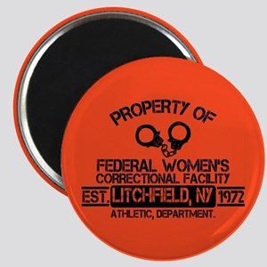 OITNB Federal Womens Magnet