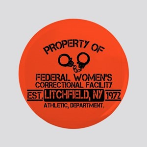 OITNB Federal Womens Button