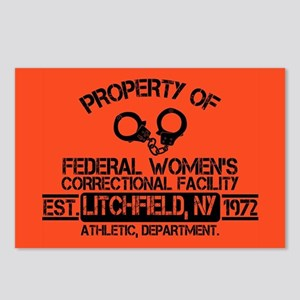 OITNB Federal Womens Postcards (Package of 8)