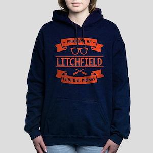 Property of Litchfield F Women's Hooded Sweatshirt