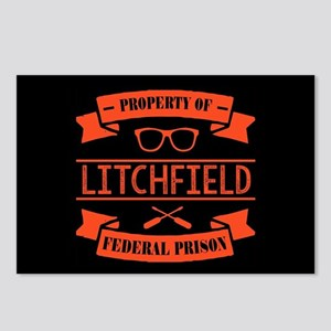 Property of Litchfield Fe Postcards (Package of 8)