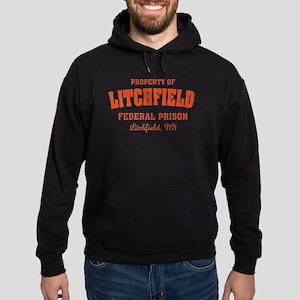 OITNB Litchfield Federal Prison Hoodie (dark)