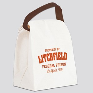 OITNB Litchfield Federal Prison Canvas Lunch Bag