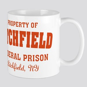 OITNB Litchfield Federal Prison Mug