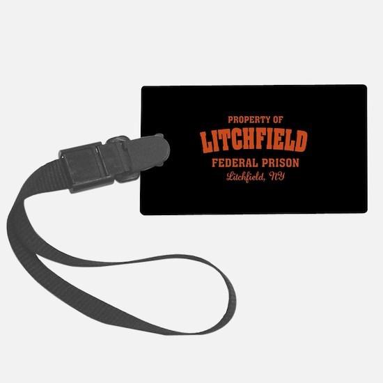 OITNB Litchfield Federal Prison Luggage Tag