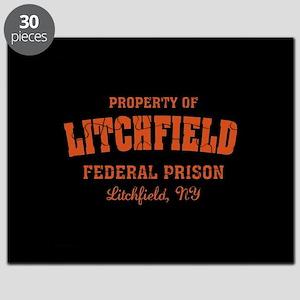 OITNB Litchfield Federal Prison Puzzle
