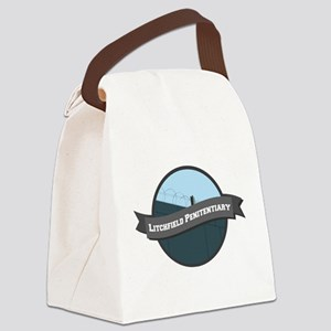 Litchfield Canvas Lunch Bag