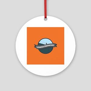 Litchfield Round Ornament