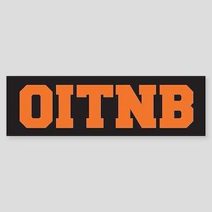 OITNB Sticker (Bumper)