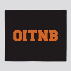 OITNB Throw Blanket