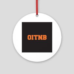 OITNB Round Ornament