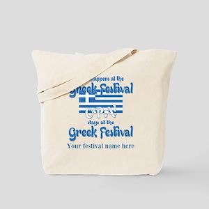 Greek Festival Tote Bag