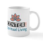Coffee, Tea And Spiritual Living.... Mugs
