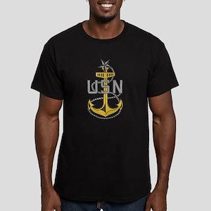 Navy-SCPO-Black-Shirt-A T-Shirt