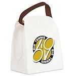 Big Tennis - Tennis Brand Canvas Lunch Bag