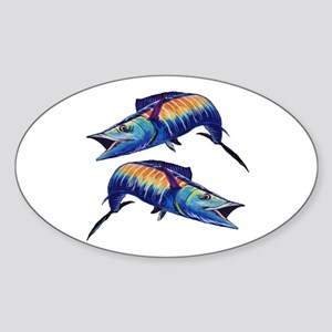 WAHOO Sticker
