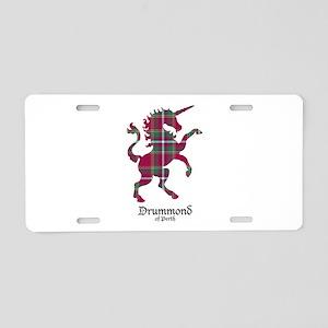 Unicorn-DrummondPerth Aluminum License Plate
