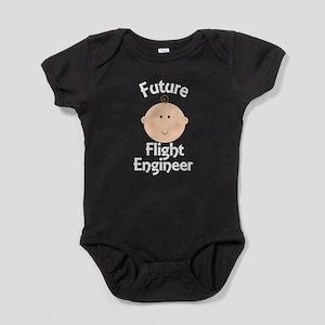 Future Flight Engineer Baby Bodysuit